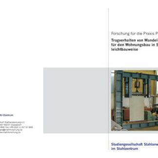 Fostabericht P 436 - Tragverhalten von Wandelementen für den Wohnungsbau in Stahlprofilleichtbauweise