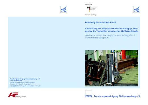 Fostabericht P 813 -