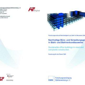 Fostabericht P 881 - Nachhaltige Büro- und Verwaltungsgebäude in Stahl- und Stahlverbundbauweise