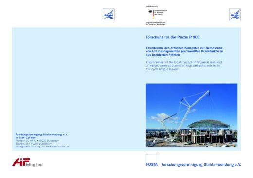Fostabericht P 900 -