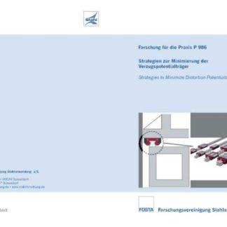 Fostabericht P 986 - Strategien zur Minimierung der Verzugspotentialträger