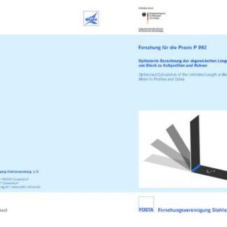Fostabericht P 992 -