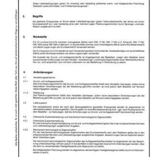 Stahl-Eisen-Lieferbedingungen (SEP) 075 - Plattierte Erzeugnisse
