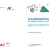 Fostabericht P 1094 - Daten- und prognosebasierte Generierung von Modellparametern für dei Crashsimulation gefügter Verbindungen
