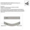 Fostabericht P 222 - Simulation der Umformung von oberflächenveredelten Feinblech-Verbundwerkstoffen