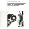 Fostabericht P 291 - Anwendungstechnische Untersuchungen zur Beul- und Faltstrukturierung von dünnwandigen Stahlrohren