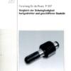 Fostabericht P 337 - Vergleich des Schwingfestigkeit hartgedrehter und geschliffener Bauteile