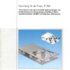 Fostabericht P 342 - Theoretische und experimentelle Untersuchungen zur Krafteinleitung bei dünnwandigen Stahlblech-Mehrschichtverbunden (StMV) mit filigranen Stützkernen