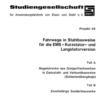 Fostabericht P 44 - Fahrwege in Stahlbauweise für die EMS-Kurzstator- und Langstator-Version