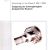Fostabericht P 556/S551 - Steigerung der Schwingfestigkeit hartgedrehter Bauteile