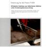 Fostabericht P 620 - Effizienter Stahlbau aus höherfester Stählen unter Ermüdungsbeanspruchung